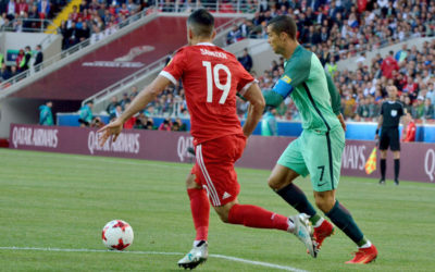 Cristiano Ronaldo: De viktige målene