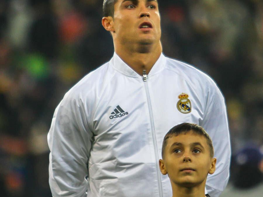 Ronaldo skaffer seg flere arvinger