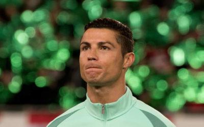 Ronaldos innbitte kamp