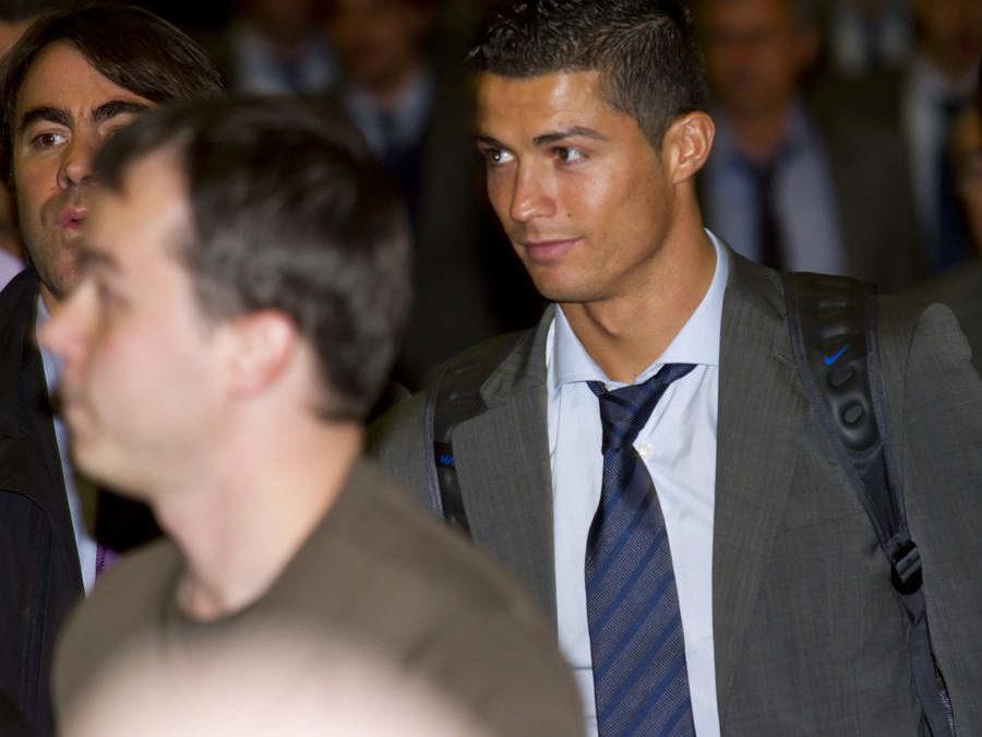 Hva gjør Ronaldo og de andre fotballspillerne i fritiden?