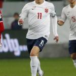 Nordmenn som har spilt med Ronaldo