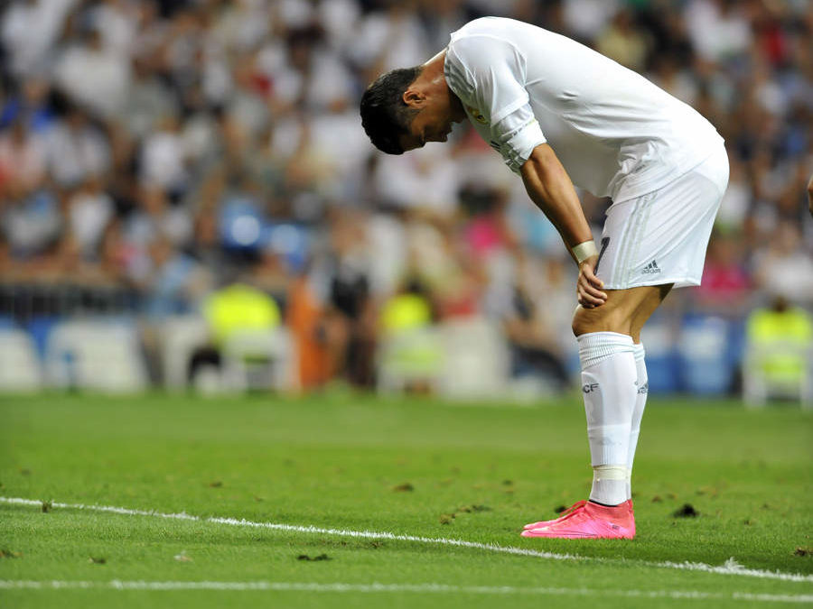 Ronaldo vil bare få litt fred