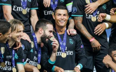 Vil Ronaldo bli i Real Madrid ut karrieren?