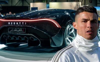 Så mye koster det å leie Cristiano Ronaldo i én dag