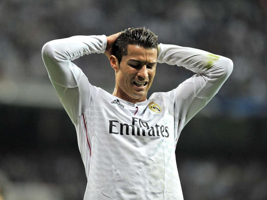 Hvorfor Ronaldo ikke er best i verden