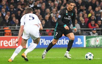 Eksepsjonelle ting ved Ronaldo