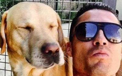 Ronaldo kjøper hundebur